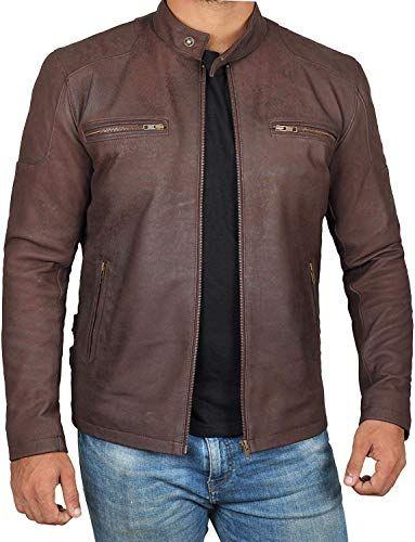 Black, Racer Jacket Laverapelle Mens Genuine Lambskin Leather Jacket 1501472