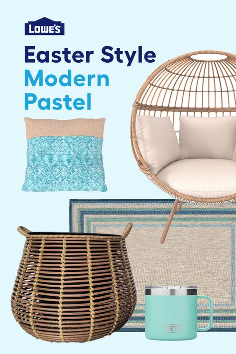Bring a modern twist to Easter this season and shop our selection of décor!