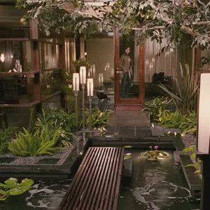 A Superb Contemporary Japanese Zen Courtyard Design Ideas