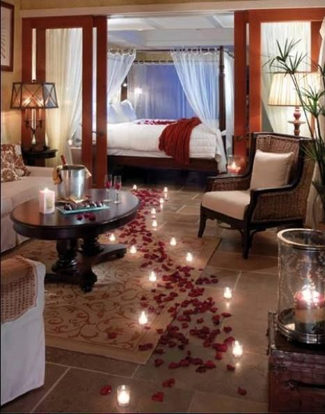 17 Best Wedding Bedroom Decor Images On Pinterest | Wedding