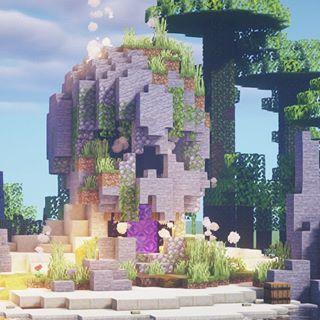A Imagem Pode Conter Atividades Ao Ar Livre Minecraft