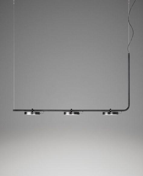 Loft Tubo 6 lampa sufitowa