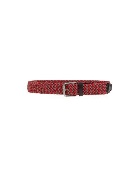 Bally Belts Bally Belt Fabric Belt Bally