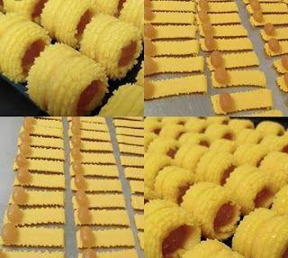 Nastar Gulung Resep Kue Kering Lebaran Masakan Rumahan Enak Kue Kering Kue Kering Mentega Kue