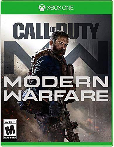 Call Of Duty Modern Warfare Xbox One Activision Https Www Dp B07sg77nqb Ref Cm Sw R Pi Dp U X Yp10db Modern Warfare Call Of Duty Xbox One Games
