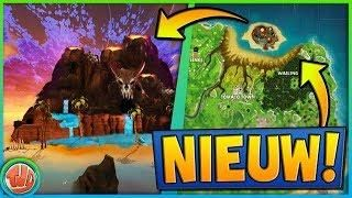 Nieuw Tropical Island Map Update Fortnite Battle Royale Tropical Islands Island Map Map