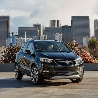 Exterior Gallery Image Of The 2019 Buick Encore Small Luxury Suv