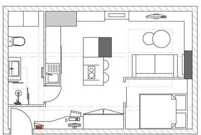 Combles aménagés : 10 plans pour exemple d\'aménagement ...