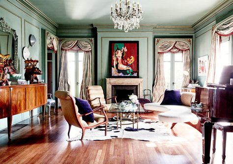 Make Room - Inside The Stately Home Of Los Angeles Jewelry Designer Jeet Sohal - Photos