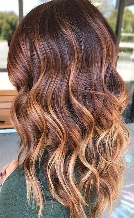 Cute Summer Hair Colors And Ideas For 2018 Ombrehairupdos Brownhairbalayage In 2020 Summer Hair Color Honey Blonde Hair Hair Inspiration Color