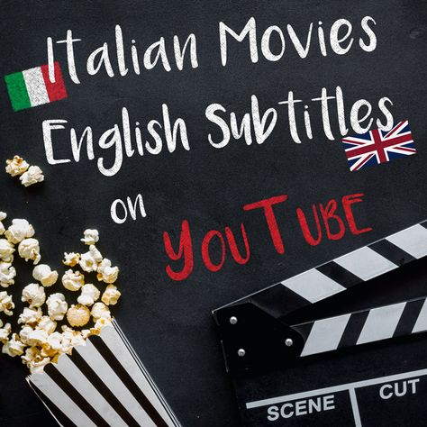 The Best Italian Movies with English Subtitles on YouTube