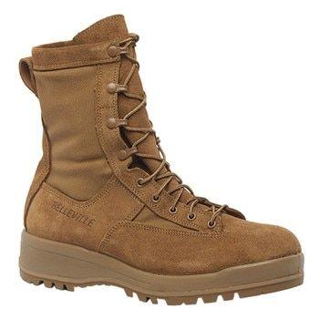 Belleville C390 8 Hot Weather Combat Coyote Boots Combat Boots Military Combat Boots Boots