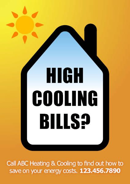Air Conditioning Bills Are Often Astronomically High How To