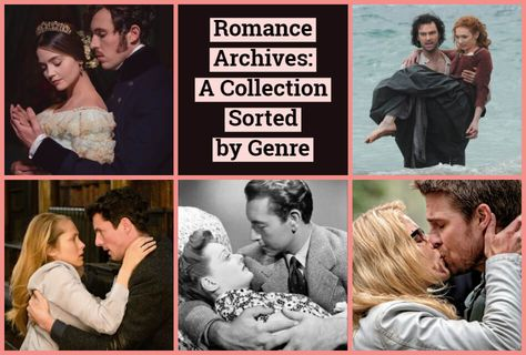 Romance Archives: A Collection Sorted by Genre | The Silver Petticoat Review