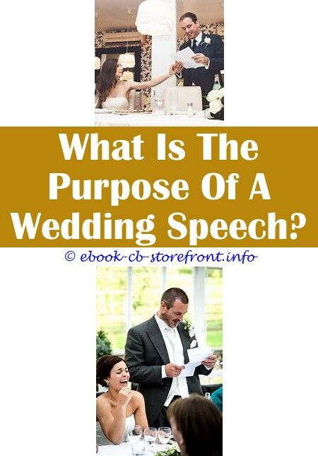 10 Smart Clever Hacks Wedding Speech Order Uk How Long Was The