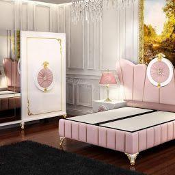 تصاميم غرف نوم بنات وغرف نوم الفتيات2021 بديكورات رقيقة جدا Modern Bedroom Bedroom Home Decor
