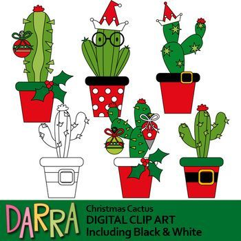 Cute Cactus Christmas Decor Christmas Cactus Christmas Card Sayings Christmas Card Design