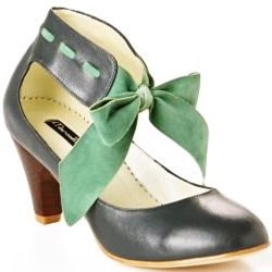 Reminds me of tap dancing shoes!