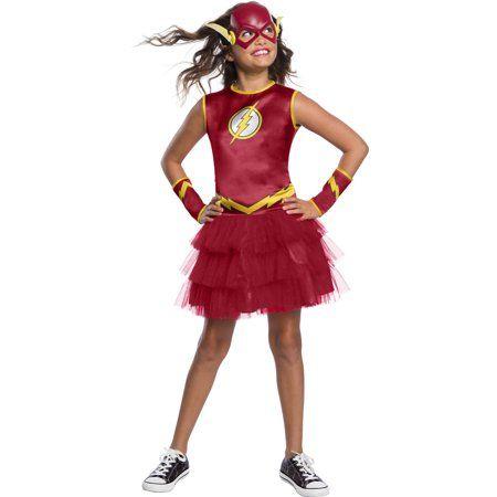 Rubies Costume Co. The Flash Tutu Dress Child Halloween
