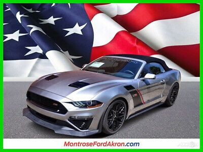Ebay Advertisement 2020 Ford Mustang Roush Premium Stage 3 Convertible Ford Mustang Roush Ford Mustang Mustang Convertible