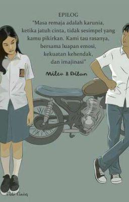 Quotes Dilan Milea 13 Puisi