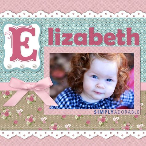 scrapbook layouts - Google Search
