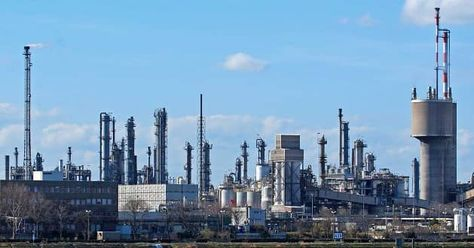 Kanpur An Industrial Hub Chemical Industry Oxygen Plant Chemical