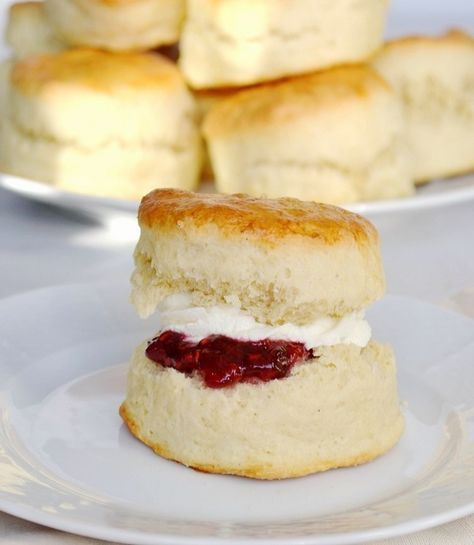 Rich Buttermilk Scones Buttermilk Scone Recipe Scone Recipe Baking
