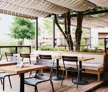 Trendy Outdoor Restaurant Seating Courtyards 35 Ideas Restaurant Seating Outdoor Restaurant Outdoor Restaurant Patio