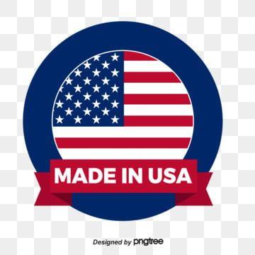 Diseno De Marcas De Fabrica Logo Made In Usa Estados Unidos Png Y Vector Para Descargar Gratis Pngtree Diseno De Marca Bandera Estadounidense Patron De Vector