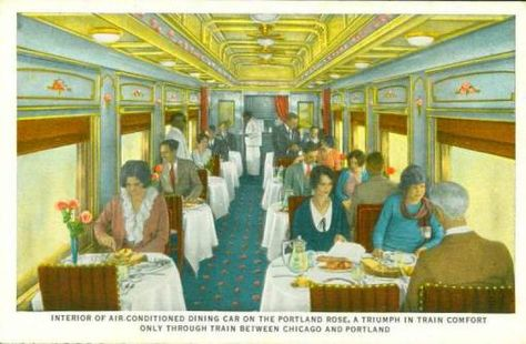 Perfect Frontier Shack on the Streamliner City of Denver Linen Train Interiors Pinterest Denver City and Union pacific railroad