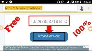 Earn 1 Bitcoin Daily without investment|Free Bitcoin Mining