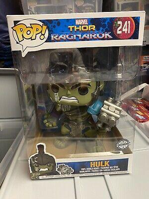 Ebay Ad Url Thor Ragnarok 10 Hulk Funko Pop 241 Target Exclusive In 2020 Funko Hulk Funko Pop Disney