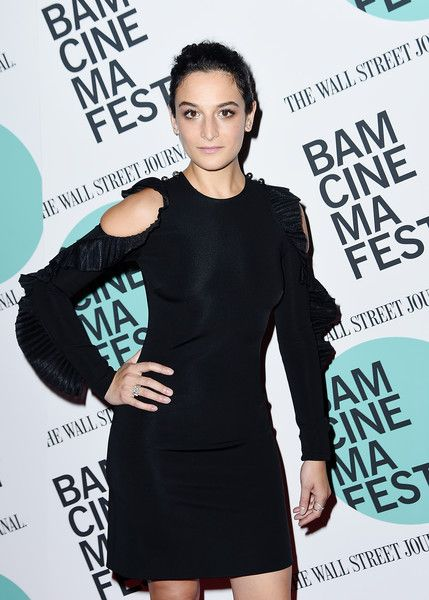 Jenny Slate attends the 'Landline' New York screening during the BAMcinemaFest 2017.