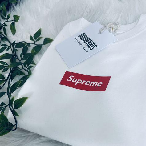 SUP T Shirt - 6-12M / White / Black