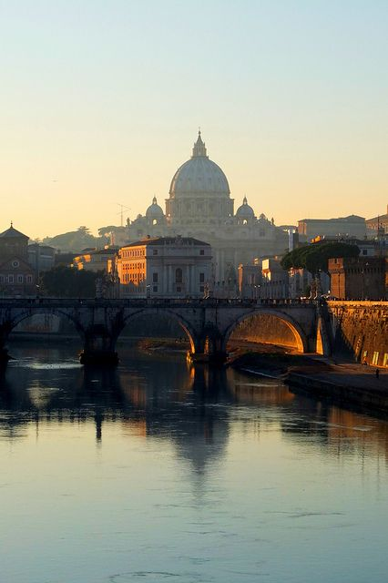 Rome, Italy. http://www.suntransfers.com/rome-fiumicino-airport-to-rome-city-all-areas