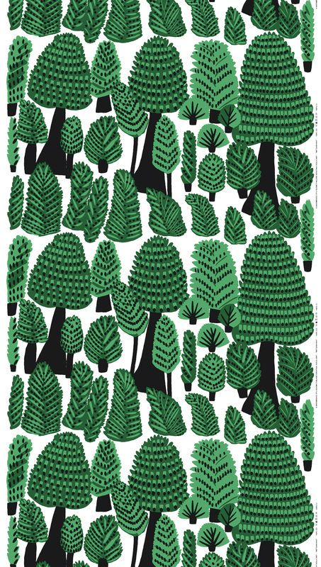 Metsanvaki by Kristina Isola for Marimekko