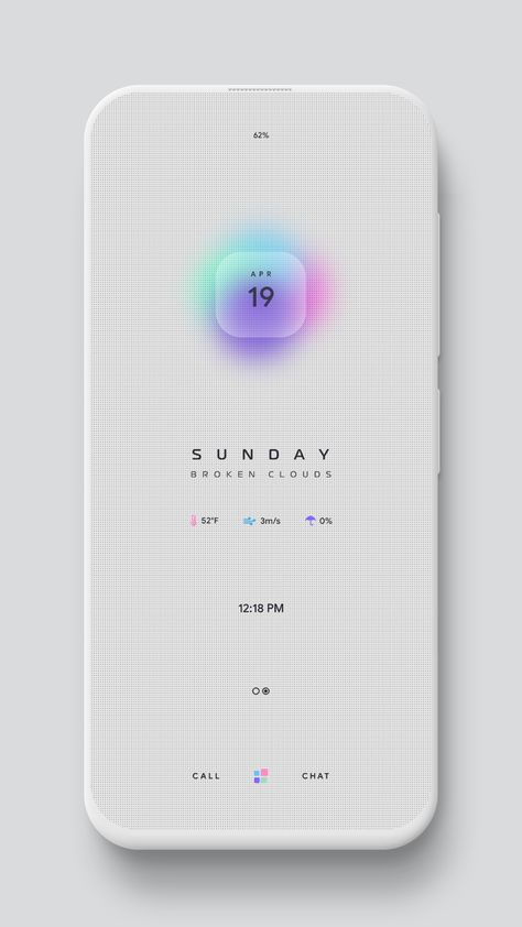 [Promotion] Air theme for KLWP