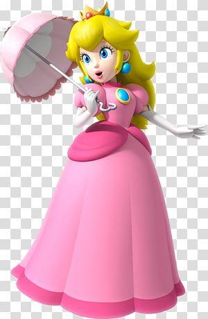 Princess Peach Super Mario Bros Bowser Mario Transparent Background Png Clipart In 2021 Princess Peach Mario Super Princess Peach