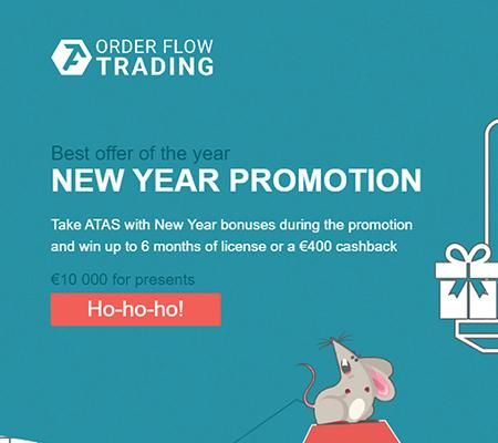 Promotional Atas License New Year S Gifts Cashback And Draws