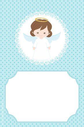 Convite Batizado Gratis Para Imprimir Convites Batizado Convite