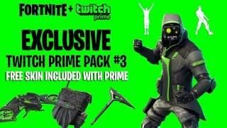 How To Get Twitch Prime Skins For Free Fortnite Battle