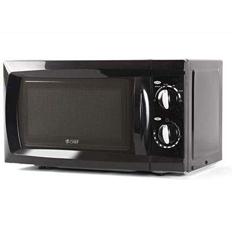 Commercial Chef Chm660b Countertop Counter Top Microwave 0 6 Cu