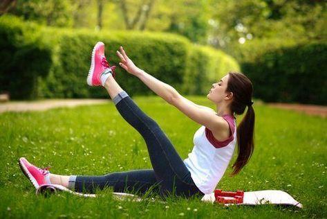 Οι έξι καλύτερες ασκήσεις για να δυναμώσετε τη μέση σας..