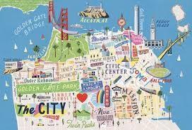 Mapa Turistico San Francisco.Mapa Turistico De San Francisco Para Imprimir Buscar Con