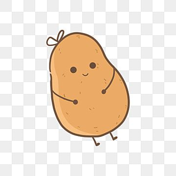 Cute Potatoes Potato Clipart Fresh Png Transparent Clipart Image And Psd File For Free Download In 2021 Cute Potato Cute Animal Illustration Animal Clipart