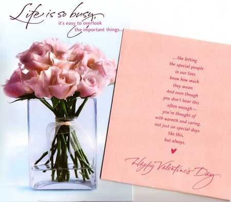 Nice Valentine\'s Day greetings | VALENTINES DAY CARDS | Pinterest