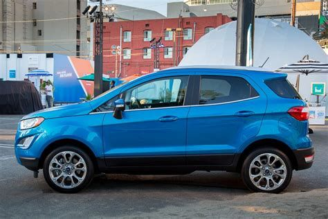 Review Ford Ecosport Ford Ecosport Ford Mustang Bullitt Best Suv