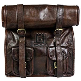 Rucksack Berliner Bags Leeds Xl Aus Leder Kurierrucksack