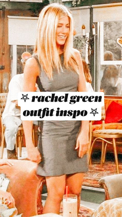 𖤐 rachel green outfit inspo 𖤐